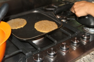 On The Griddle